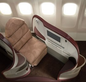 Jet Airways seats